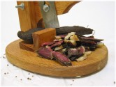 Bobs Salt And Pepper Beef Biltong Sliced 125g
