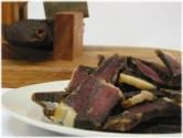Bobs Original Beef Biltong Sliced 125g