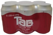 TAB 330ml 6 Pack